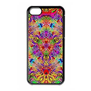 Fantasy Trippy theme for iPhone 5C hard back shell