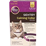 SENTRY Calming Collar for Cats , 3 Pack