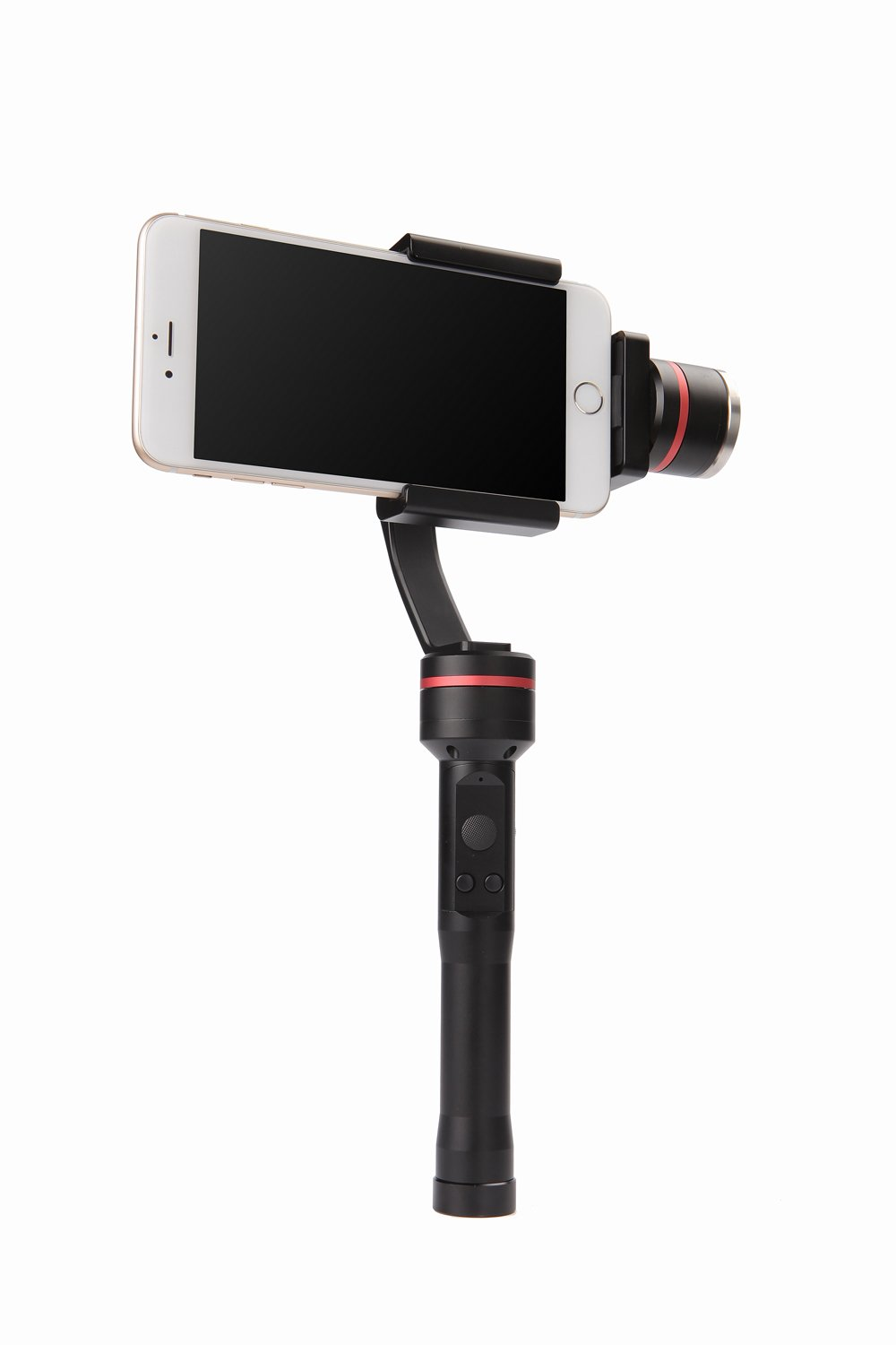 Foneda Phone Gimbal Stabilizer With Smart Portrait Mode And bluetooth 3-Axis Motorized Handheld Gimbal Active Stabilizer For Smartphone