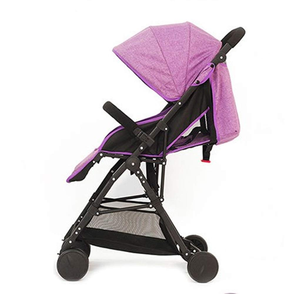 DYFAR Kid Pram Cochecito bebé Plegable arnés y Freno Cinco Puntos ...
