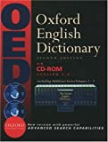 Oxford English Dictionary, Version 3.0: Single User Windows Version