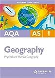 AQA AS Geopgraphy, Amanda Barker and David Redfern, 0340948027