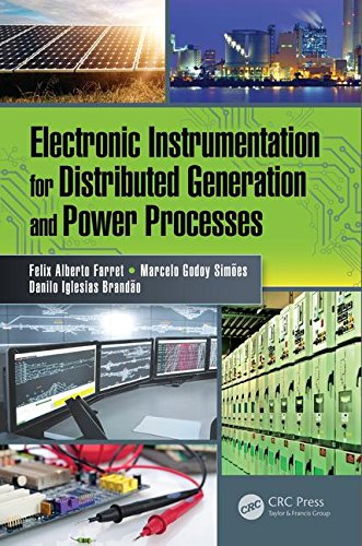 Electronic Instrumentation for Distributed Generation and Power Processes-cover