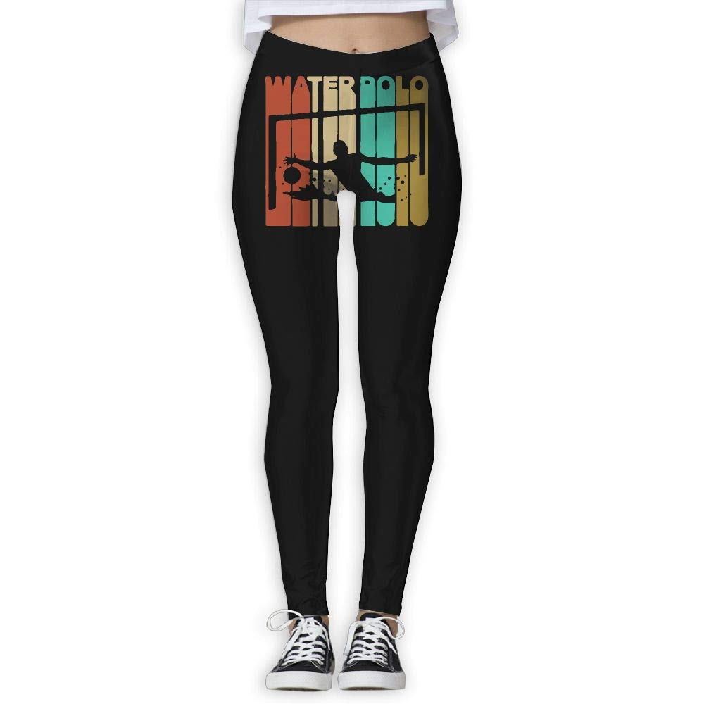 Amazon.com: Womens Yoga Pants Vintage Style Water Polo ...