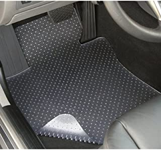 product image for Clear Floor 2009-2014 Lincoln MKS Clear Floor Mats (4 Piece Set)