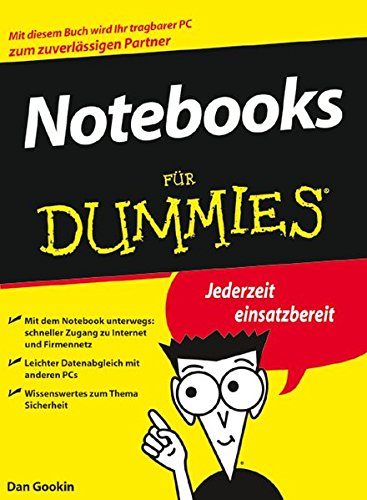 Notebooks für Dummies