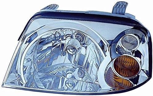 Faro Fanale Proiettore Sinistro Modello Lampada H4