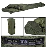 Tactical Thermolite Sleeping Bag Temperature Rated in Olive Green (T5 (-30°C))