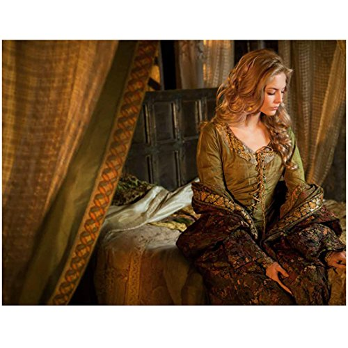 - Camelot Tamsin Egerton as Guinevere Seated in Bedroom 8 X 10 Inch Photo