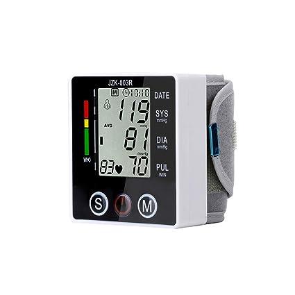 AYQ Tensiometro Brazo Medical, EsfigmomanóMetro De MuñEca, EsfigmomanóMetro ElectróNico para La MedicióN De La