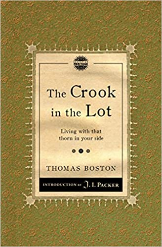 Book Crook in the Lot: Living with that thorn in your side