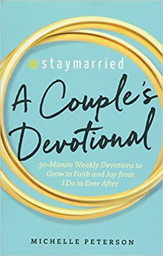 Newlywed devotional book