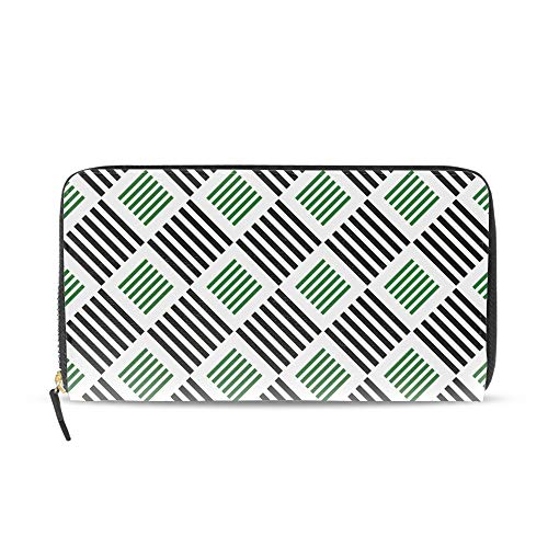 Women's Sea Turtle Zip Around Wallet Clutch Large Travel Purse