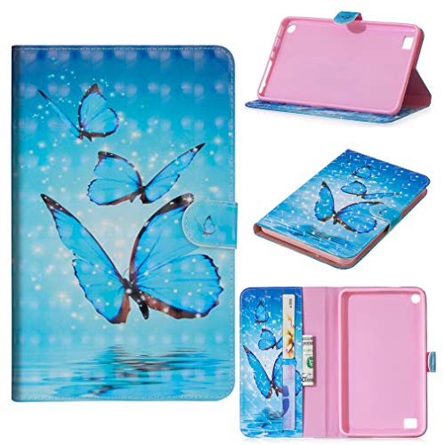 S2 t810 T813 Galaxy Smart For 9 Pu Samsung Pattern Bookstyle Magnetic Card Cover Sm 7 Cat Slot With Tab Leather Closure Ultra Of T815 Inch Foldable Case 10 Lmfulm Color Sl Thin Little Auto Wake tq0z5wXX
