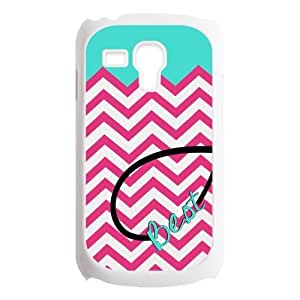 Best Friends Protective Hard Shell Back Fits Cover Case for Samsung Galaxy S3 SIII Mini i8190