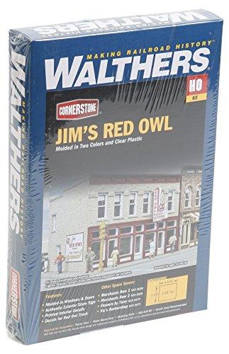 Walthers Cornerstone Jim's Red - Jim Ho