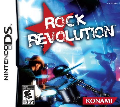 Rock Revolution - Nintendo DS (Video Game Revolution)