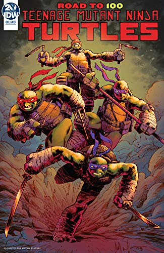 Teenage Mutant Ninja Turtles: Road To 100