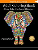 Adult Coloring Book: Stress Relieving Animal