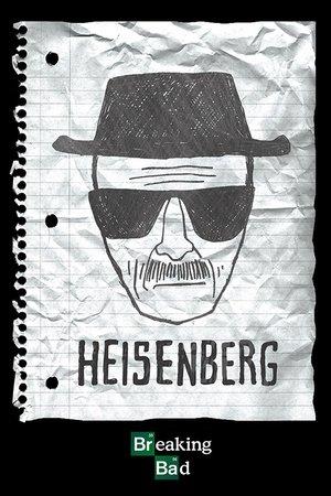 Breaking Bad Heisenberg Wanted Poster - 91.5 x 61cms