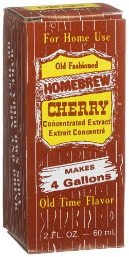 cherry extract homebrew - 1