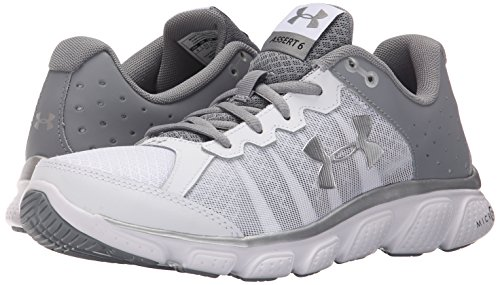 Micro Chaussures Femme Running G W White 6 Under Ua Armour Assert De URWHf6A