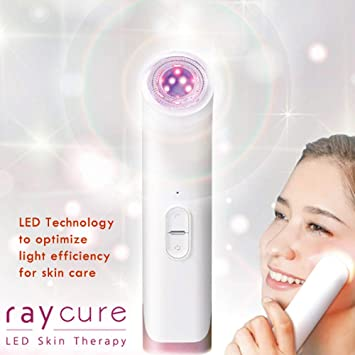 amazon com raycure led home skin care therapy made in korea rh amazon com home skin care machines home skin care tips in hindi