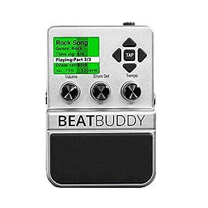 singular sound beatbuddy the first guitar pedal drum machine musical instruments. Black Bedroom Furniture Sets. Home Design Ideas