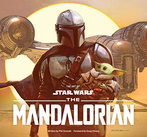 Book Cover: The Art of Star Wars: The Mandalorian