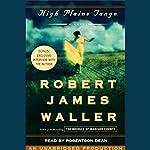 High Plains Tango   Robert James Waller
