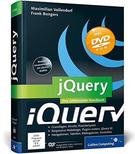 jquery 9783836226387 amazoncom books - Jquery Beispiele