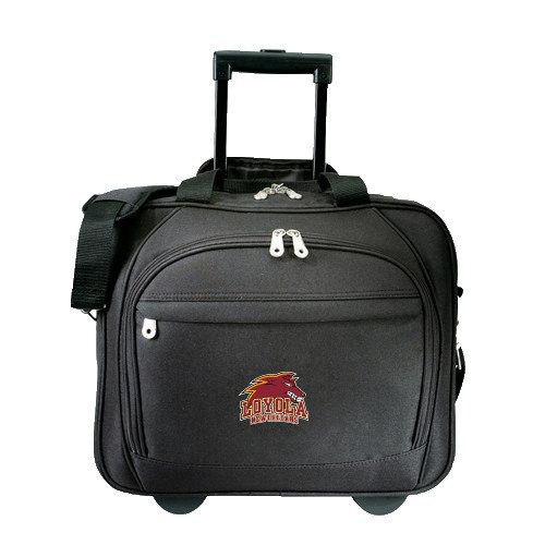 Loyola New Orleans Embassy Plus Rolling Black Compu Brief 'Official Logo' by CollegeFanGear
