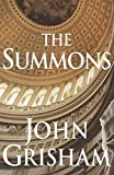 Book cover from The Summons by John Grisham
