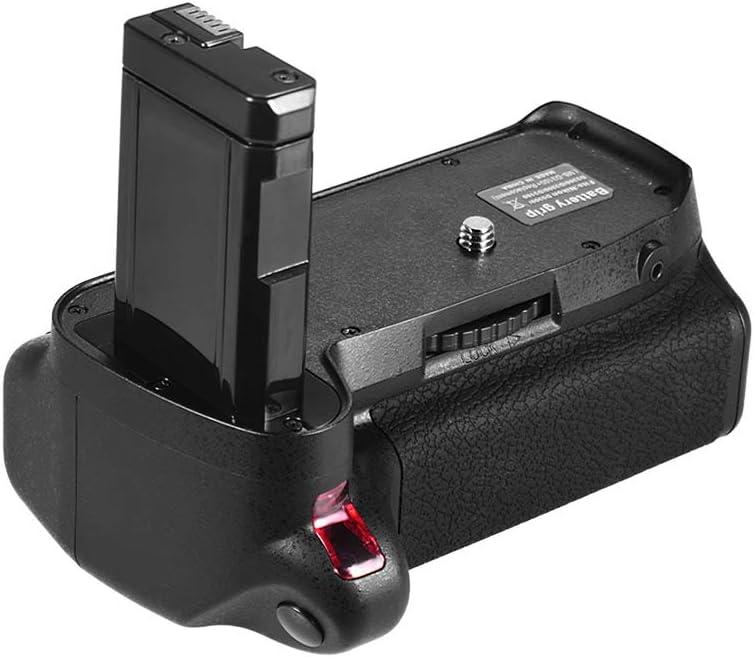قبضة بطارية نيكون ، حامل بطارية عمودي Phomnd لنيكون D5300 D3300 D3200 D3100 DSLR كاميرا EN-EL 14 تعمل ببطارية مع جهاز التحكم بالأشعة تحت الحمراء