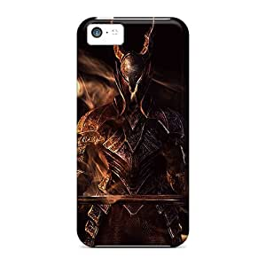 Hot Dark Souls First Grade pc Phone Case For Iphone 5c Case Cover