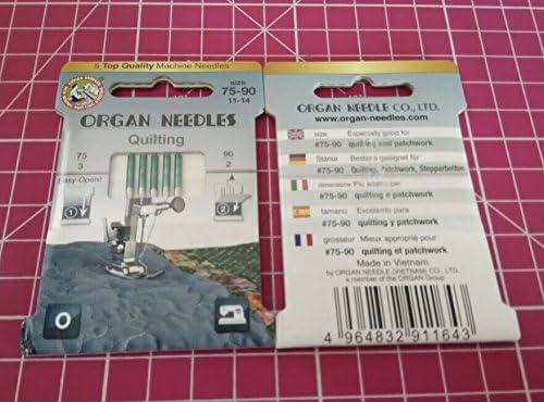 Organ para Máquina de coser Agujas para almazuela Mix Tamaño ...