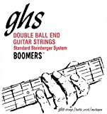 GHS DBGBL Light Double Ball End Boomers Electric Guitar Strings (10-46)