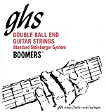 GHS DBGBL Double Ball End Boomers for Steinberger Systems Electric Guitar Strings - Light 10-46