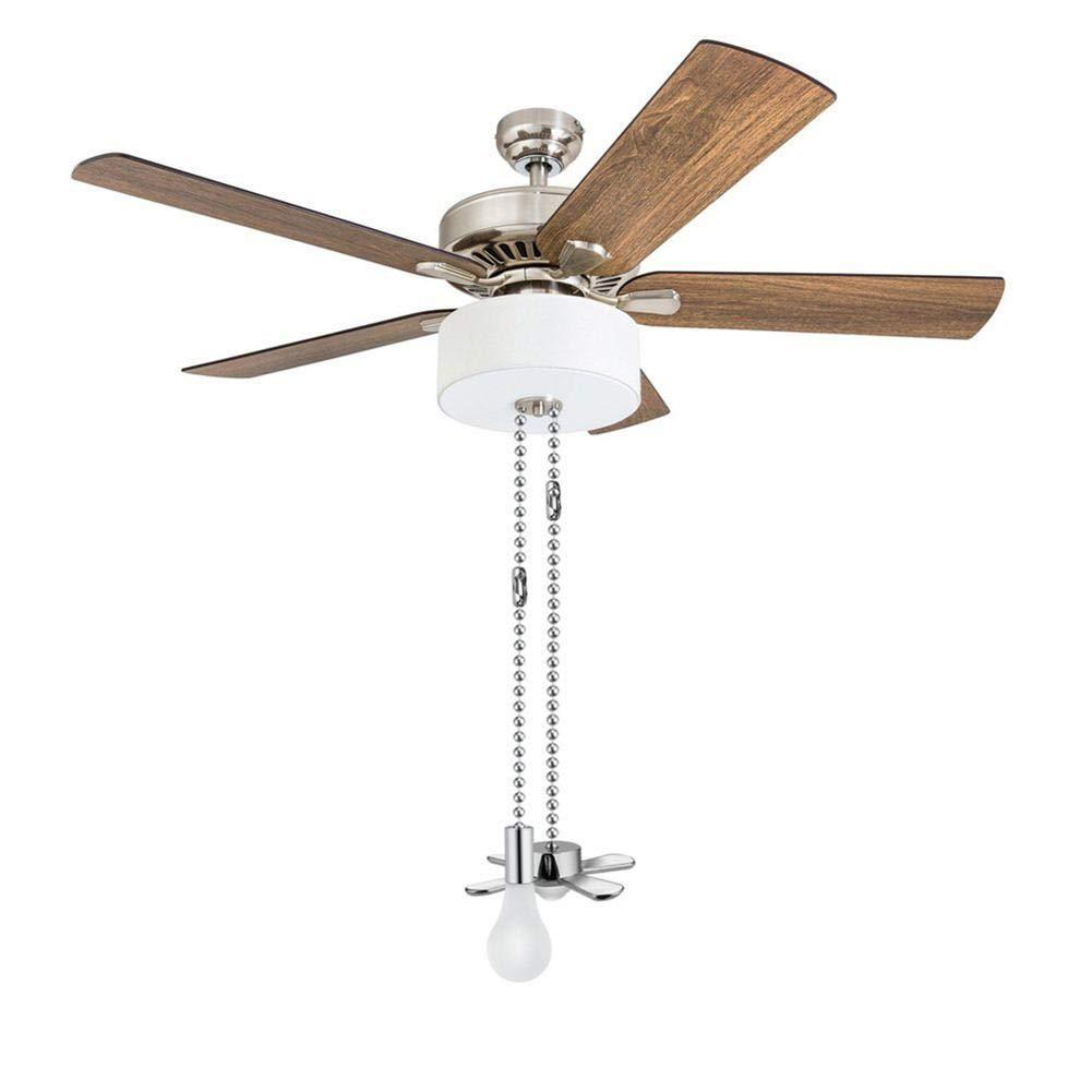 Snow-Day 13.6 Pouces De Cha/îne De Traction De Ventilateur De Plafond Fan Pulls Set avec Connecteur