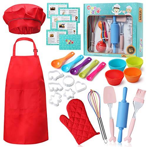 CiaoKids Real Kids Baking Set 35...