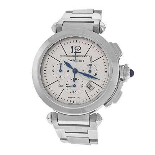 Cartier Pasha automatic-self-wind mens Watch 2860 (Certified Pre-owned)