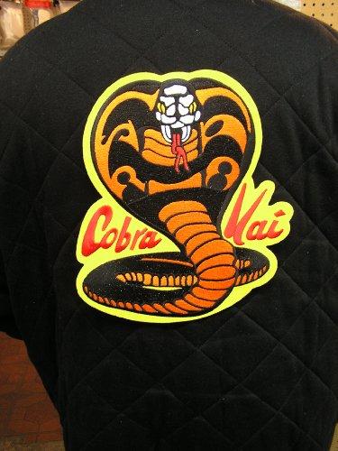Karate Kid's Cobra Kai Patch - Large 10