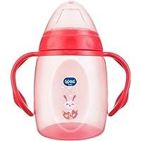 Wee Baby Kulplu Alıştırma Bardağı 250 ml - PEMBE