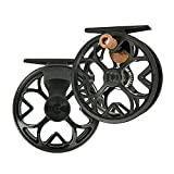 Ross Colorado LT Fly Reel Matte Black, 0|3
