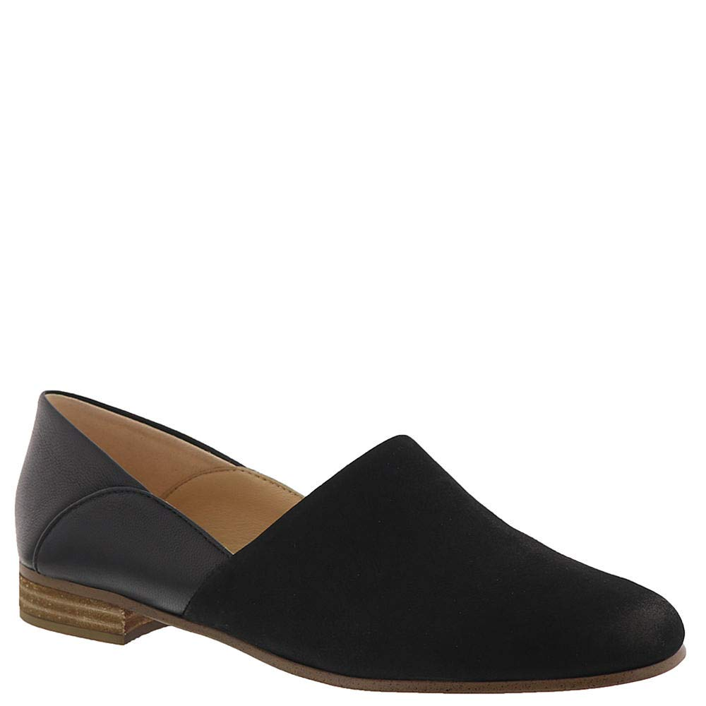 new another chance uk availability CLARKS Pure Tone Women's Slip On 9 C/D US Black