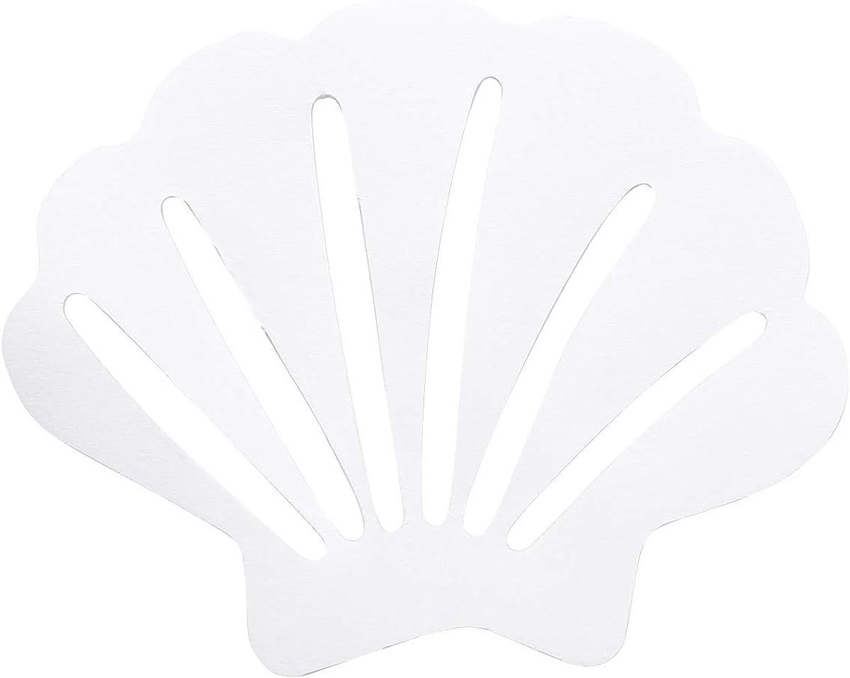 Boote Treppen YiZYiF rutschfeste Badewannen Aufkleber Selbstklebend Muschel Muster Badetreter rutschfeste Haftung an Badewannen Aufkleber f/ür Schwimmb/äder