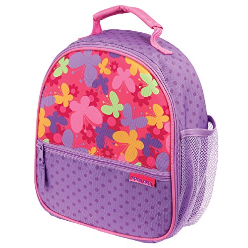 Stephen Joseph All Over Butterfly Printed Lunch Box with
