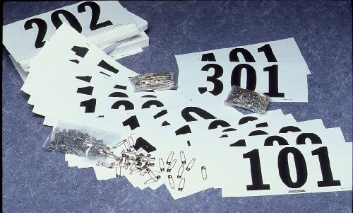 Competitors Numbers 401-500