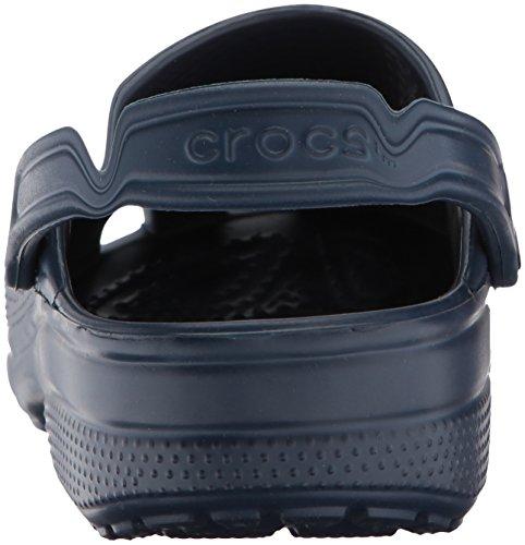 Crocs - Zuecos, unisex Navy