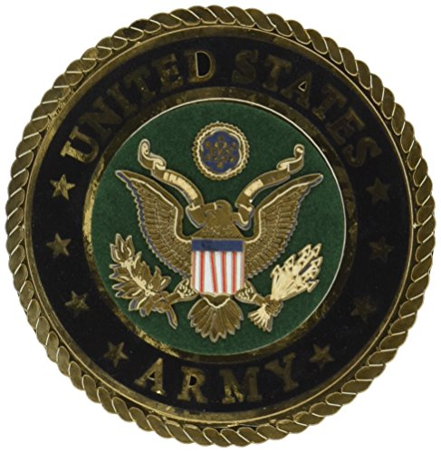 - UNIFORMED U.S. Army Emblem Die Cut